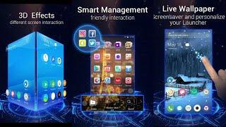 कमाल का Launcher | U Launcher 3D | By I tech Suraj rao screenshot 4
