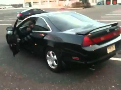 1999 Honda Accord V6 Straight Pipe