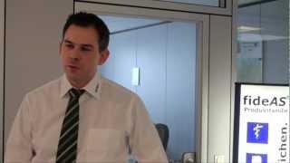 60 Sekunden mit Dr. Volker Scheidemann - IT-Security Konzepte Für die Online-Zusammenarbeit