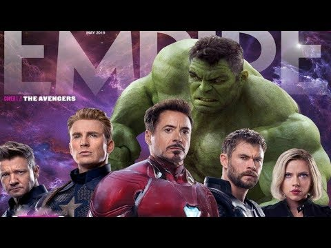 DEAD AVENGERS IN QUANTUM REALM Confirmed By Empire Exclusive?