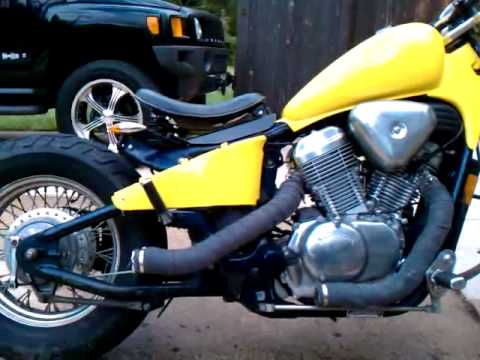 Honda Shadow 600 Bobber