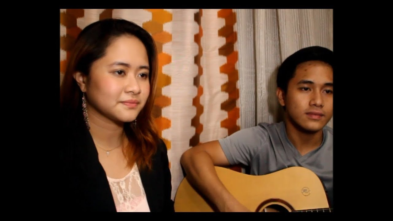 Perfect-Ed Sheeran (Bernadette & Christian Acoustic Cover) #1