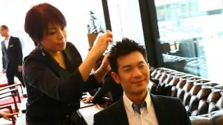 Exquisite Magazine's exclusive interview with actor Shaun Chen