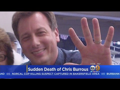 Davie Beatz - UPDATE: Death of KTLA News Anchor Chris Burrous