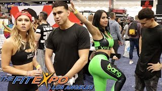 Video Getting Personal With Fitness Models @ LA FIT EXPO 2018! download MP3, 3GP, MP4, WEBM, AVI, FLV Januari 2018
