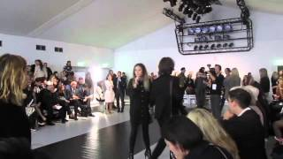 London Fashion Week Daks SS14 Fashion Show Highlights Thumbnail