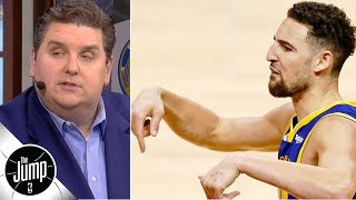 Will we see vintage Game 6 Klay Thompson? Brian Windhorst is expecting it | The Jump