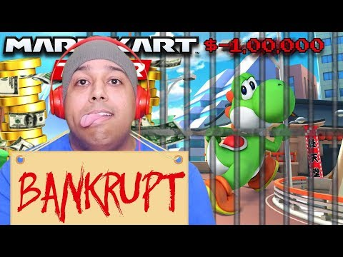 THEY TOOK ALL MY MONEY!!! DID I FINALLY GET YOSHI?? [MARIO KART TOUR] [#04]