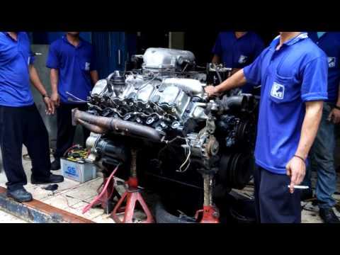 Misubishi Diesel V8 Engine 8DC10