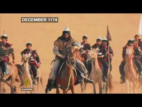 The Crusades an Arab perspective-Unification  part4