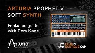 Arturia Prophet V - Overview