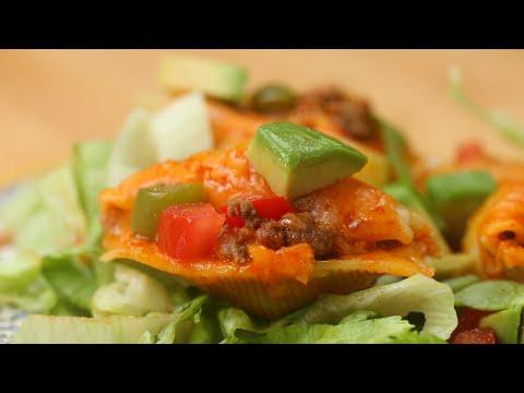 Download Youtube: Enchilada-Inspired Stuffed Shells