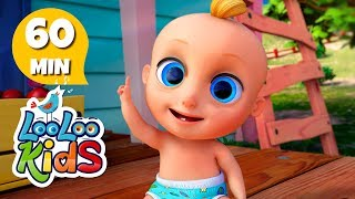 One Little Finger - Amazing Educational Songs for Children | LooLoo Kids thumbnail