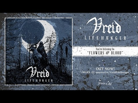 Vreid - Flowers & Blood