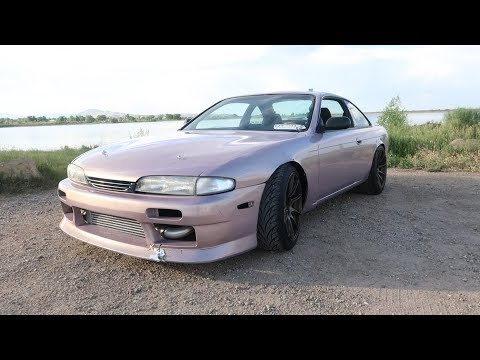 S14 Is Almost Ready To Drift!