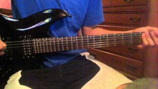 Sonic X - Gotta Go Fast Theme Song Guitar Cover