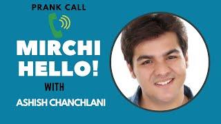 Ashish Chanchlani calls a fan | Mirchi Hello | ...