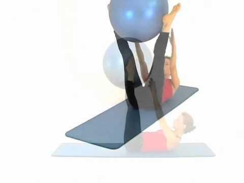 Entrainement  Pilates Avancée (extrait)