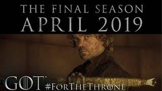 Final de Juego de Tronos: Estreno, la promo #ForTheThrone y la teoría de Tyrion heredero al trono