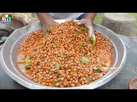 How To Prepare Spicy Masala Peanuts Recipe   Palli Pakoda   Masala Pallilu   FOOD & TRAVEL TV