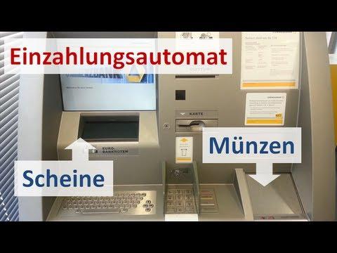 Einzahlung von Bargeld bei der Comdirect ➔ Anleitung