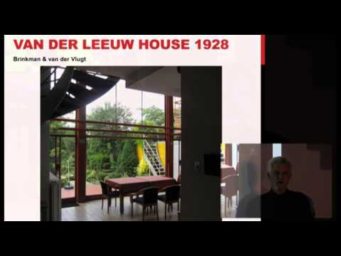 ArchiTV Video Lecture; Iconic Houses • Richard Neutra's Studio and Residence • by Raymond Neutra