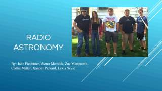 2016.01.15 Radio Astronomy at LTO and Berthoud High School