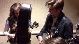 """Meyer Bluegrass Band - """"I Ain"""