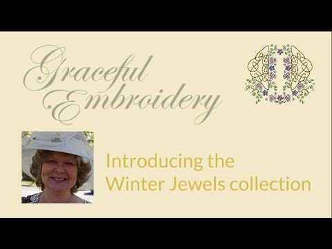Introducing the Winter Jewels collection