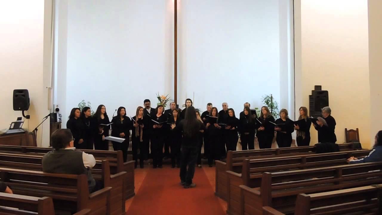 """Coro Mixto Soc. de Canto de Esperanza - """"A que florezca mi pueblo"""""""