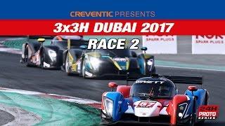 Hankook 3x3H DUBAI 2017 Race 2