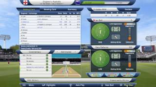 International Cricket Captain 2015: Ashes 1st Test - Part 1