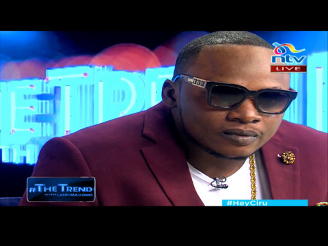 Why Khaligraph Jones bleached himself #theTrend