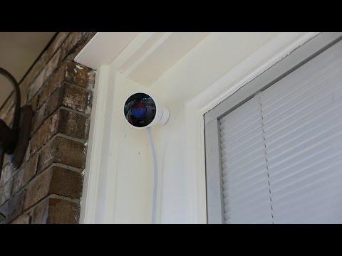 Nest Cam Outdoor 1080p Security Camera Review