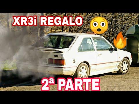 ARRANCO EL FORD ESCORT XR3i PARADO Y 😲MADRE MÍA....Uff 😬2ª Parte