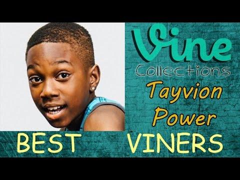 BEST Tayvion Power | VINE Compilation | Top Funny Tayvion Power Vines 2015