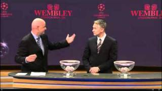 ✰ UEFA Champions League 2010 / 2011 Quarter-Final, Semi-Final and Final DRAW ✰
