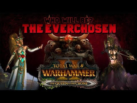 The Everchosen Invitational FINALS - Total War: Warhammer II Norsca and The Queen & The Crone DLC