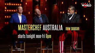 MasterChef Australia Season 11 | Mon-Fri 9 PM