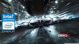 Grid 2 Gameplay (Intel HD Graphics 530)