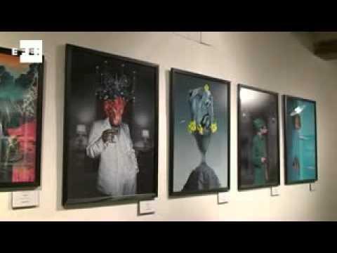 Collage de imágenes y sonidos en Actual 2011