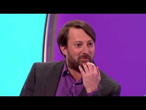 Lee Mack and his beard - Would I Lie to You?