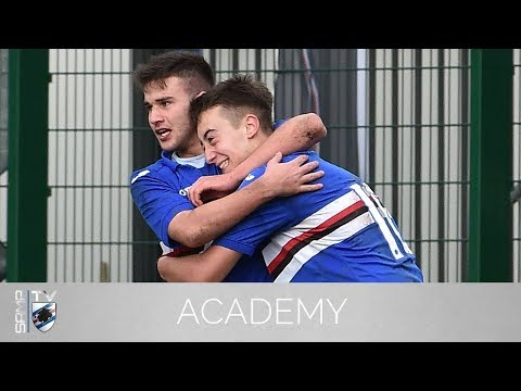 Highlights U16: Sampdoria-Genoa 1-1