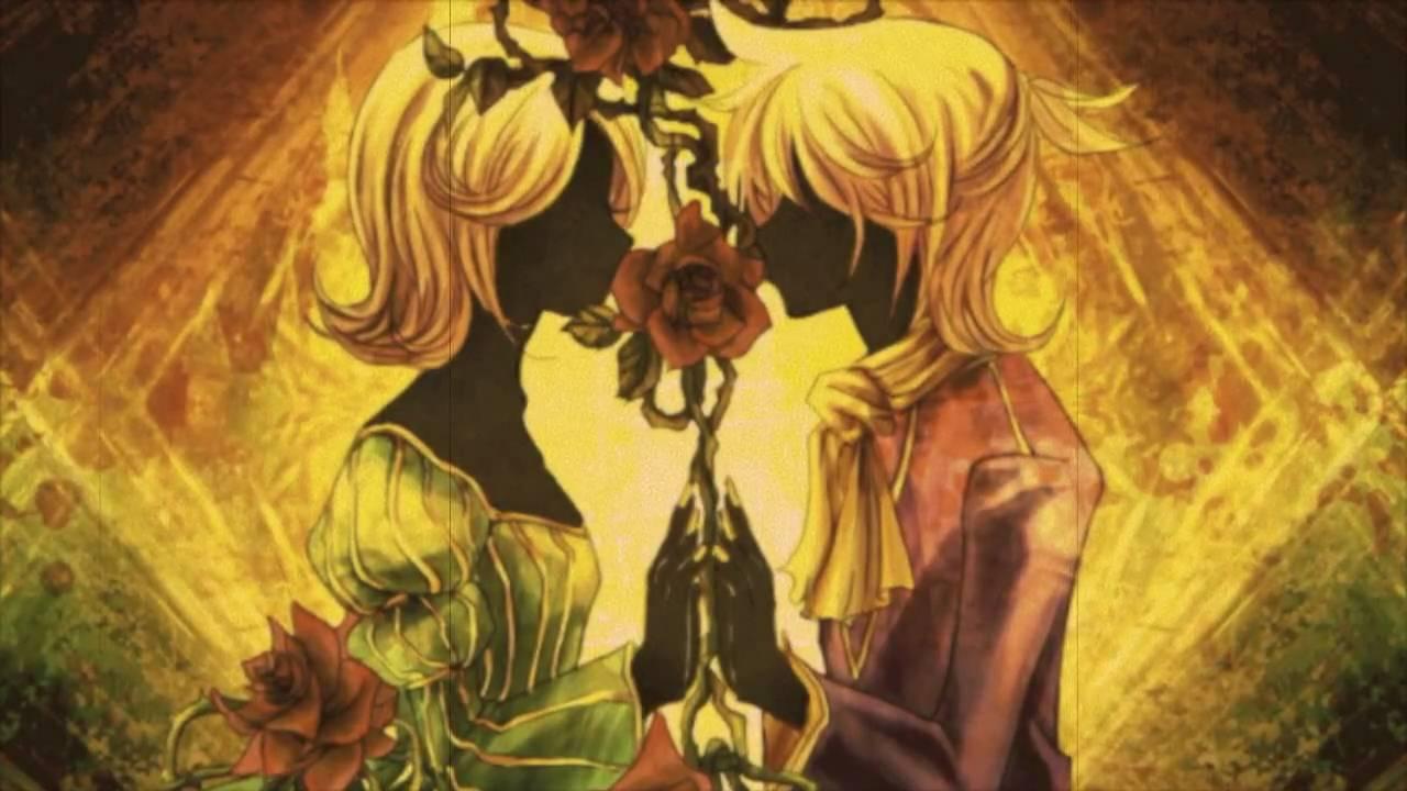 servant of evil classical version len kagamine fan