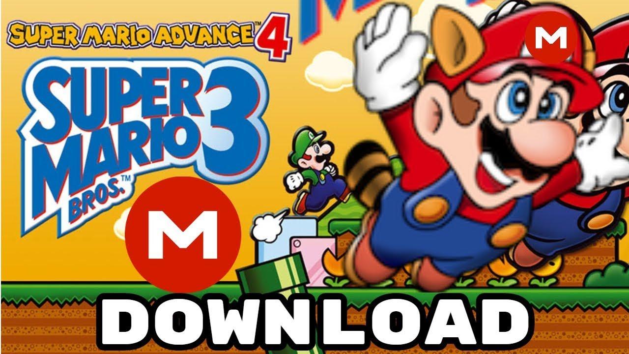 super mario bros 3 pc download mega
