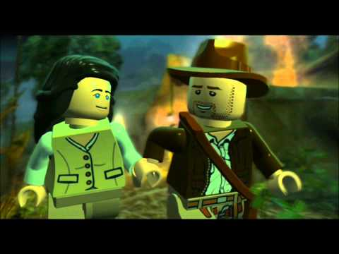 Witch Lego Indy