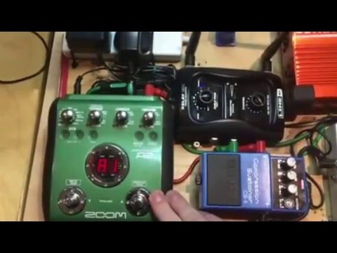 acoustic guitar pedal board youtube. Black Bedroom Furniture Sets. Home Design Ideas