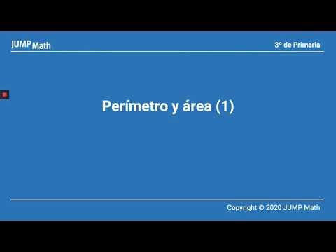 3º. Unidad 4. Perímetro y área I