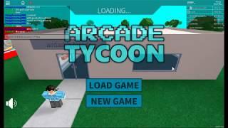 Awesome Arcade!   Roblox w/ Bacon