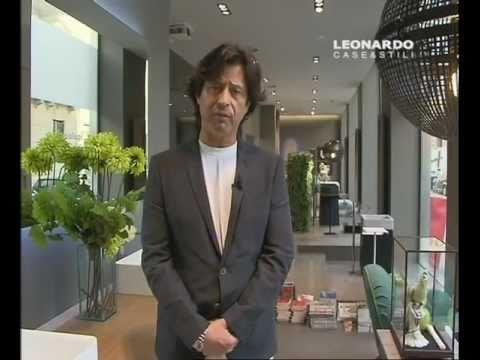 Fuorisalone 2012 ANTONIO LUPI Champagne a Milano - YouTube